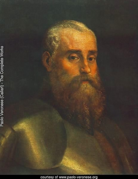 Portrait of Agostino Barbarigo
