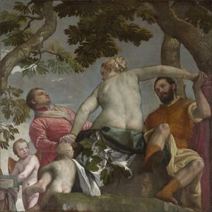 Paolo Veronese (Caliari) - The Allegory of Love- Unfaithfulness 1570