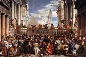 Paolo Veronese (Caliari) - The Marriage at Cana 1563