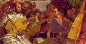 Paolo Veronese (Caliari) - The Marriage at Cana (detail-2) 1563
