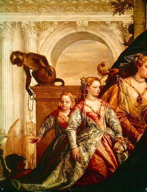 Paolo Veronese (Caliari) - Family of Darius before Alexander the Great