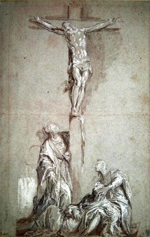 Paolo Veronese (Caliari) - Christ on the Cross