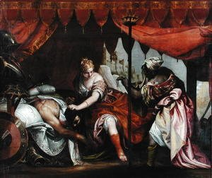 Paolo Veronese (Caliari) - Judith and Holofernes