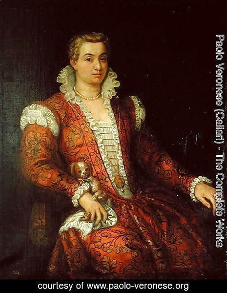 Portrait presumed to be Livia Colonna