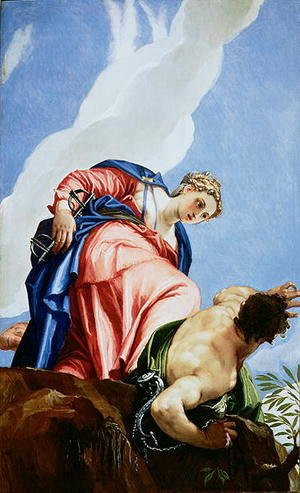 Paolo Veronese (Caliari) - The Punishment of Vulcan