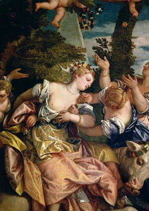 Paolo Veronese (Caliari) - The Rape of Europa