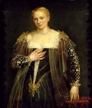 Paolo Veronese (Caliari) - The Beautiful Nani