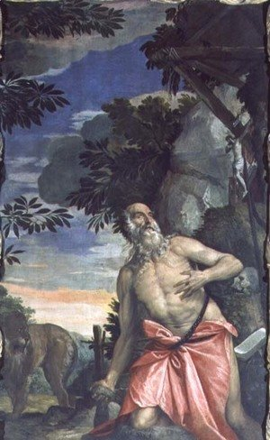 St. Jerome in Penitence