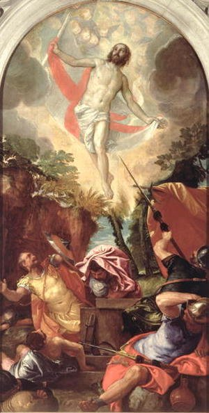 Paolo Veronese (Caliari) - The Resurrection of Christ