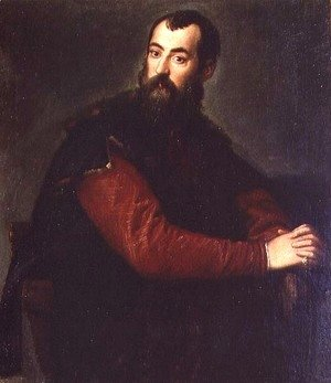 Paolo Veronese (Caliari) - Portrait of a Gentleman
