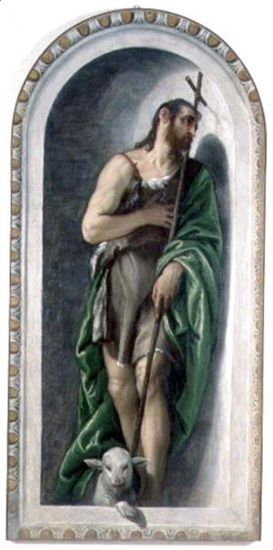 St. John the Baptist, 1560