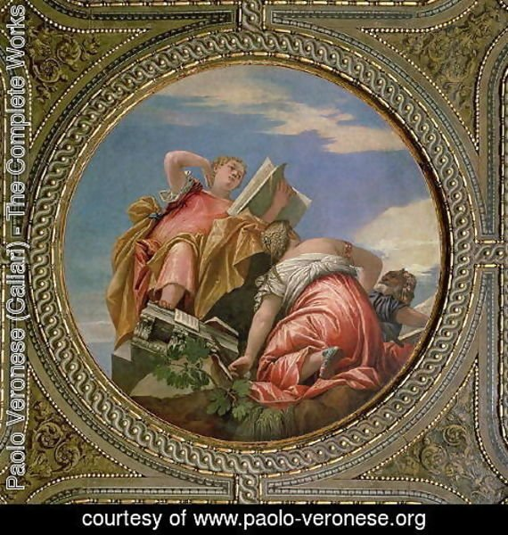 Paolo Veronese (Caliari) - The Canto