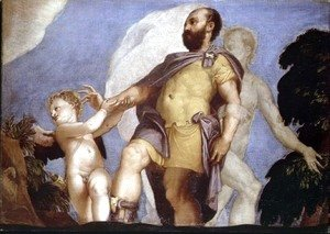 Paolo Veronese (Caliari) - An Allegorical Subject