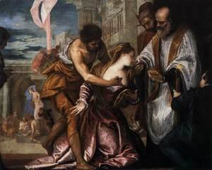 Paolo Veronese (Caliari) - The Martyrdom and Last Communion of Saint Lucy