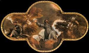 Paolo Veronese (Caliari) - St Francis in Ecstasy
