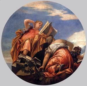 Paolo Veronese (Caliari) - Music, Astronomy and Deceit