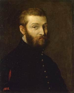 Paolo Veronese (Caliari) - Self-Portrait