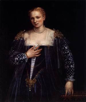 Portrait of a Venetian Woman (La Belle Nani)