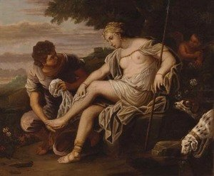 Paolo Veronese (Caliari) - Diana and Endymion
