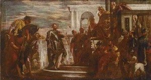 Paolo Veronese (Caliari) - The Family of Darius before Alexander