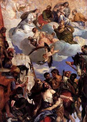 Paolo Veronese (Caliari) - Martyrdom of Saint George