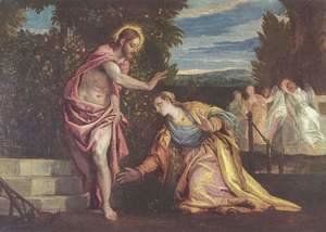 Paolo Veronese (Caliari) - Do not touch me